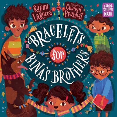 Bracelets for Bina's Brothers (Storytelling Math) Cover Image