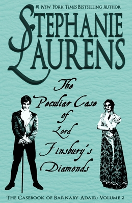 The Peculiar Case of Lord Finsbury's Diamonds (Casebook of Barnaby Adair #2) Cover Image