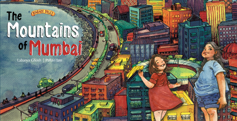 Cover for The Mountains of Mumbai