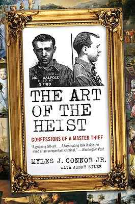 The Art of the Heist Cover