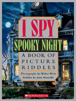 I Spy Spooky Night Cover Image