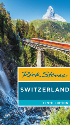 Rick Steves Switzerland Cover Image