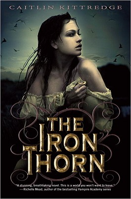 The Iron Thorn Cover Image