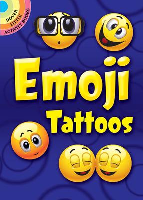 Emoji Tattoos (Dover Tattoos) Cover Image