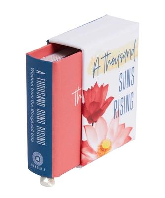 A Thousand Suns Rising (Tiny Book): Wisdom from the Bhagavad Gita Cover Image