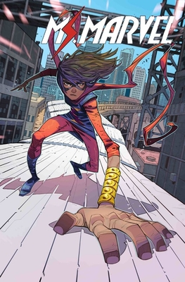 Ms. Marvel by Saladin Ahmed Vol. 1: Destined Cover Image