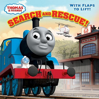 Search and Rescue! (Thomas & Friends) Cover