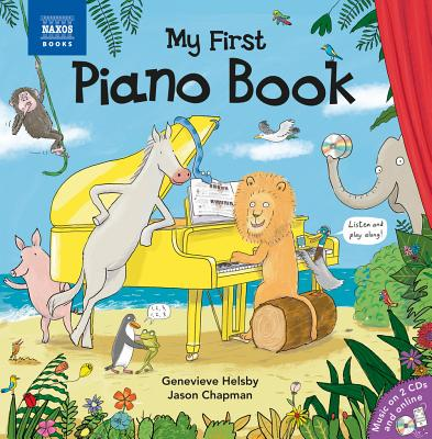 My First Piano Book [With Two CDs] Cover Image