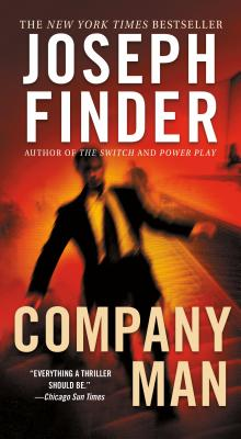Company Man: A Novel Cover Image