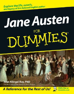 Jane Austen for Dummies Cover Image