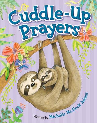 Cuddle-Up Prayers Cover Image