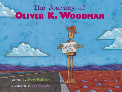 The Journey of Oliver K. Woodman Cover