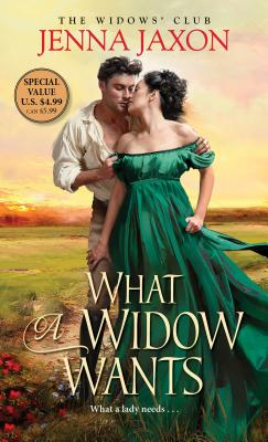 What a Widow Wants (The Widow's Club #3) Cover Image