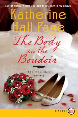 The Body in the Boudoir Cover