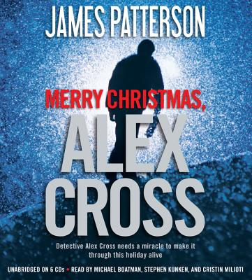 Merry Christmas, Alex Cross Cover
