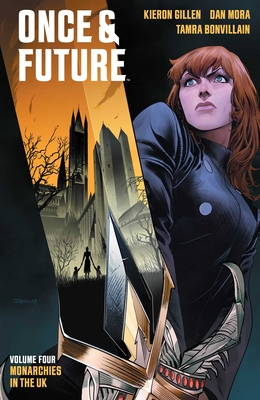 Once & Future Vol. 4 Cover Image