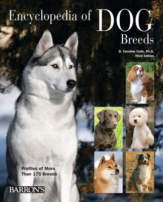 Encyclopedia of Dog Breeds Cover Image