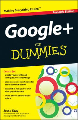 Google+ for Dummies Cover
