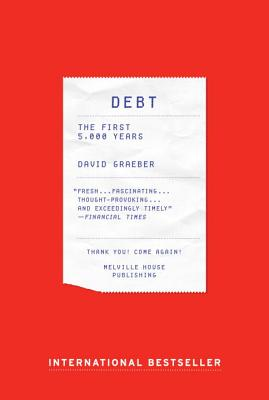 Debt: The First 5,000 Years Cover Image