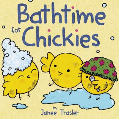 Bathtime for Chickies Cover