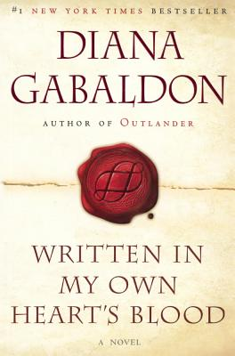 Written in My Own Heart's Blood (Outlander) Cover Image