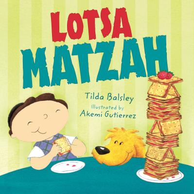 Lotsa Matzah (Very First Board Books) Cover Image