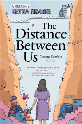 Distance Between Us (Young Reader's Edition) Cover Image