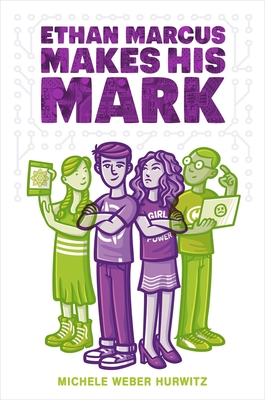 Cover for Ethan Marcus Makes His Mark