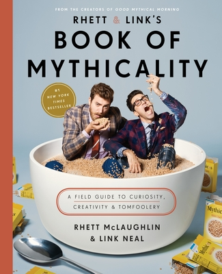 Rhett & Link's Book of Mythicality Cover