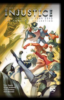 Injustice: Year Zero Cover Image