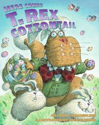 Here Comes T. Rex Cottontail Cover