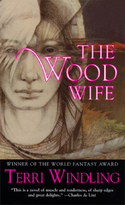The Wood Wife Cover Image