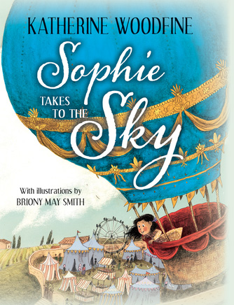 Sophie Takes to the Sky Cover Image