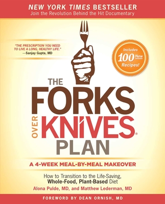 The Forks Over Knives Plan Cover