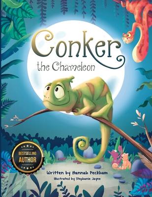 Conker the Chameleon Cover Image