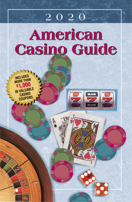 American Casino Guide 2020 Edition Cover Image