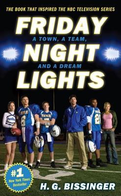 Friday Night Lights Mass Market TV Tie-in Cover