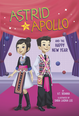 Astrid and Apollo and the Happy New Year Cover Image