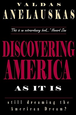 Cover for Discovering America As It Is