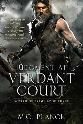 Cover for Judgment at Verdant Court (World of Prime #3)
