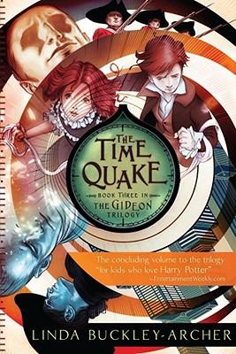 The Time Quake Cover