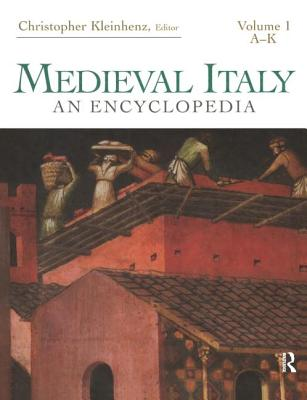 Cover for Medieval Italy