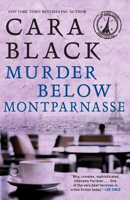 Murder Below Montparnasse (An Aimée Leduc Investigation #13) Cover Image