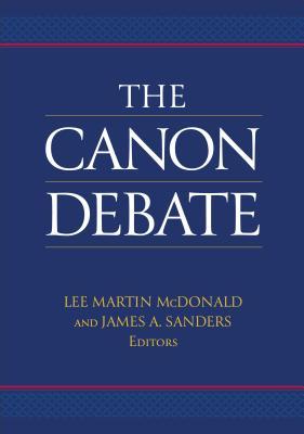 The Canon Debate Cover Image