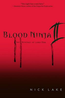 Blood Ninja II Cover
