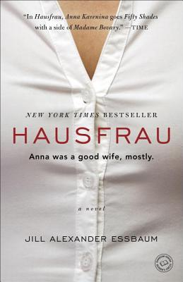 Hausfrau: A Novel Cover Image