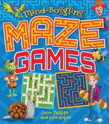 Mind-Boggling Maze Games Cover Image