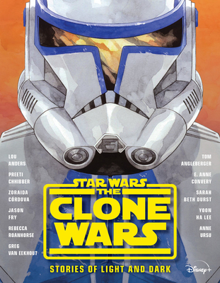 Star Wars The Clone Wars: Stories of Light and Dark Cover Image