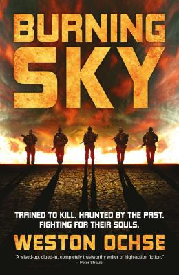 Burning Sky  Cover Image