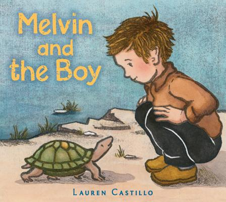 Melvin and the Boy Cover